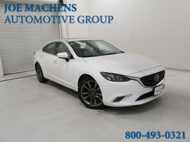 Awesome Mazda 6 Grand touring 2016